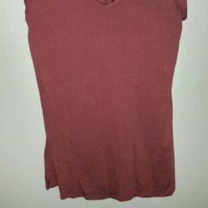 Shirt maroon